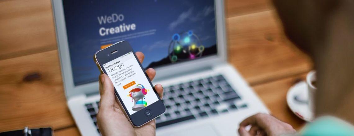 התאמת אתר למובייל, סמארטפון, אייפד וטאבלטים